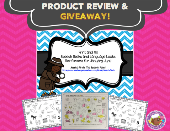 The Speech Peach Product Review {And Giveaway!}
