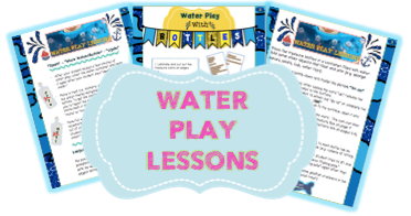 Water Play Lessons Trio