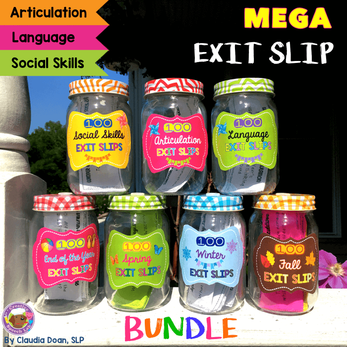Mega Exit Slip Bundle Cover