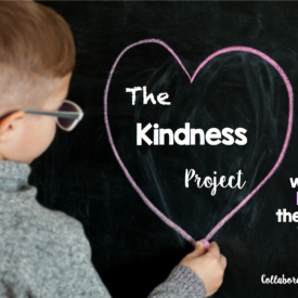The Kindness Project Series: Easy Ways to Reach the Kids We Teach {Creative Speech Lab}