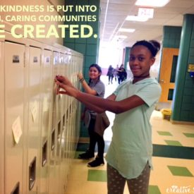 The Kindness Project: Kindness in Action {Mary Nelson}