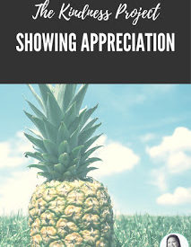 The Kindness Project: Showing Appreciation {SLP Talk with Desiree}