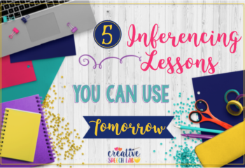 5 Inferencing Lessons (you can use tomorrow!)